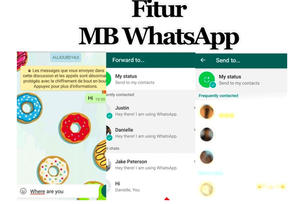 Fitur MB Whatsapp Terbaru