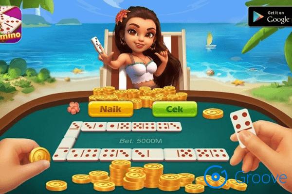 Higgs Domino Dan Chip Permainan