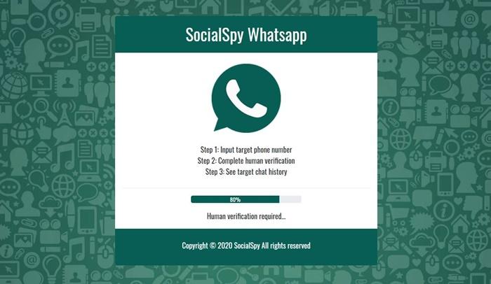 Tentang Social Spy WhatsApp